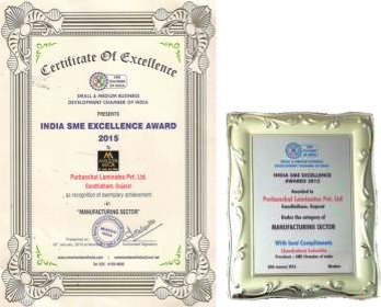 17th National India SME Excellence Award 2015
