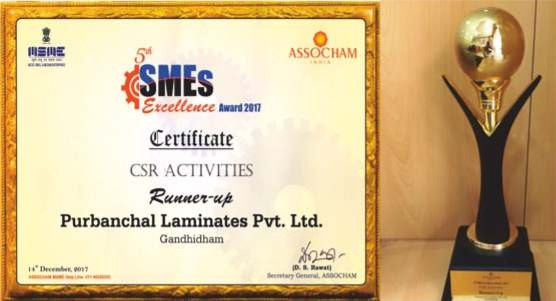 5th ASSOCHAM SME Excellence Award 2017